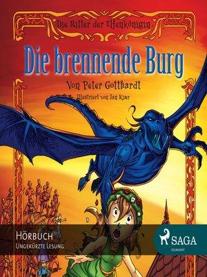 cover image of Die Ritter der Elfenkönigin, Band 3