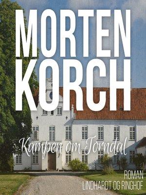 cover image of Kampen om Torndal