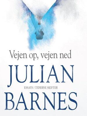 cover image of Vejen op, vejen ned