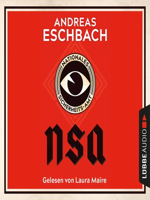 cover image of NSA--Nationales Sicherheits-Amt