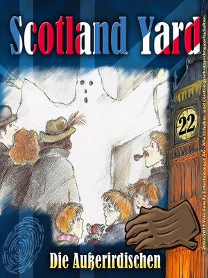 cover image of Scotland Yard, Folge 22