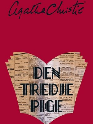 cover image of Den tredje pige