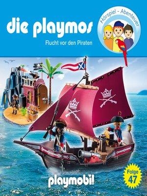 cover image of Die Playmos--Das Original Playmobil Hörspiel, Folge 47