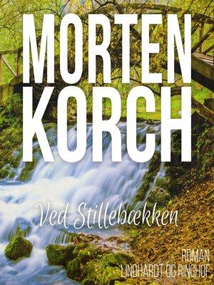cover image of Ved Stillebaekken
