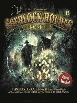 cover image of Sherlock Holmes Chronicles, Folge 15