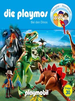 cover image of Die Playmos--Das Original Playmobil Hörspiel, Folge 30