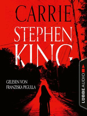 cover image of Carrie