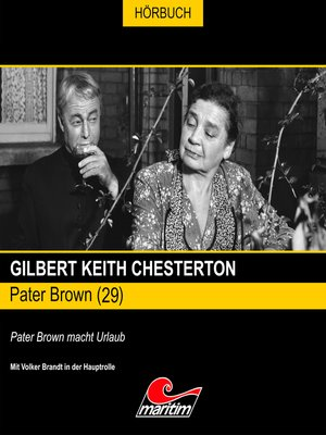 cover image of Pater Brown, Folge 29