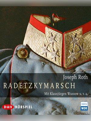 cover image of Radetzkymarsch