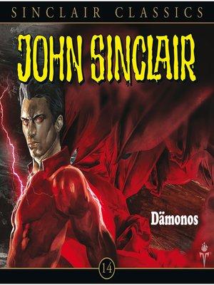 cover image of John Sinclair--Classics, Folge 14