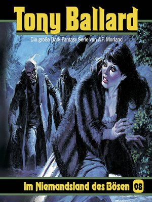 cover image of Tony Ballard, Folge 8