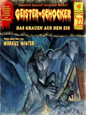 cover image of Geister-Schocker, Folge 22