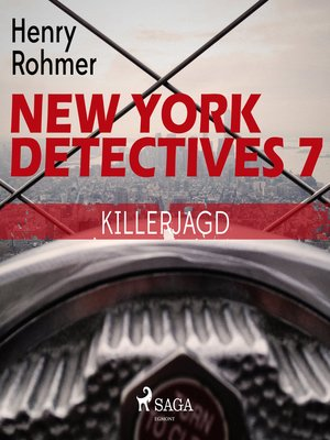 cover image of Killerjagd--New York Detectives 7