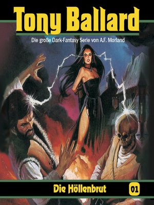 cover image of Tony Ballard, Folge 1