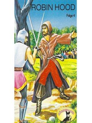 cover image of Robin Hood, Folge 4