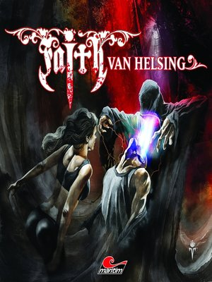 cover image of Faith--The Van Helsing Chronicles, Folge 44