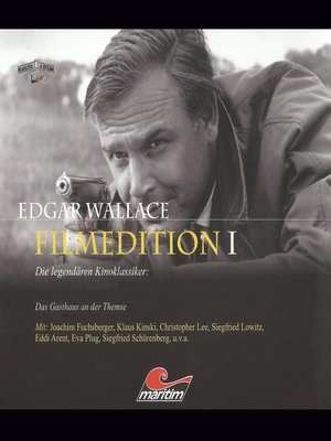 cover image of Edgar Wallace--Filmedition, Folge 3