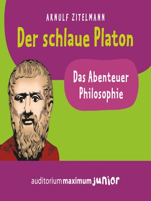 cover image of Der schlaue Platon