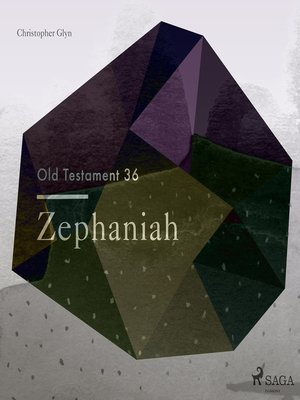cover image of Zephaniah--The Old Testament 36