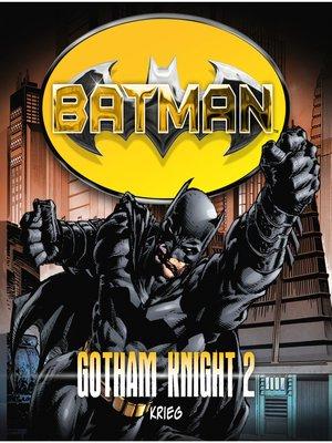 cover image of Batman, Gotham Knight, Folge 2
