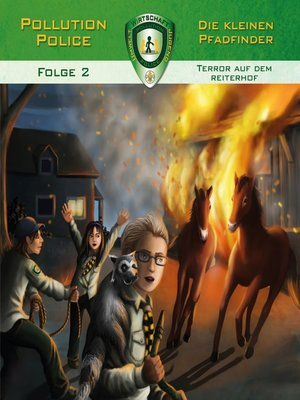cover image of Pollution Police, Folge 2