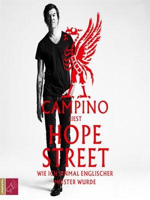 Hope Street Campino