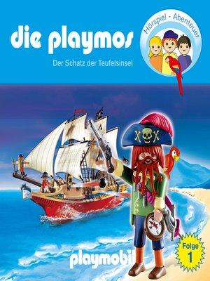 cover image of Die Playmos, Folge 1