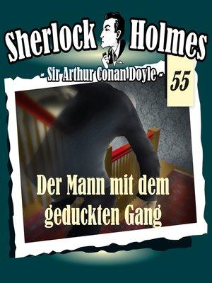 cover image of Sherlock Holmes, Die Originale, Fall 55