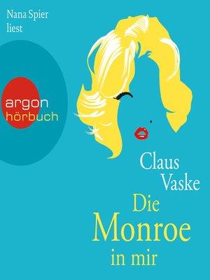 cover image of Die Monroe in mir