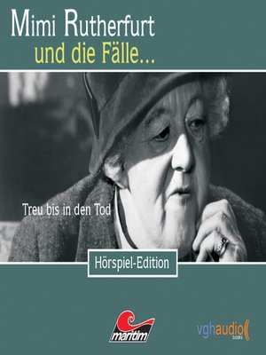 cover image of Mimi Rutherfurt, Folge 11