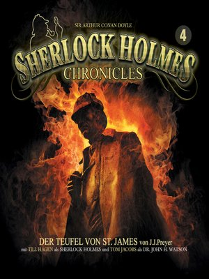 cover image of Sherlock Holmes Chronicles, Folge 4