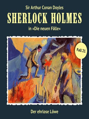 cover image of Sherlock Holmes, Die neuen Fälle, Fall 21