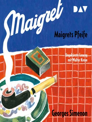 cover image of Maigrets Pfeife