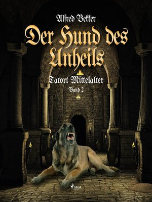 cover image of Der Hund des Unheils