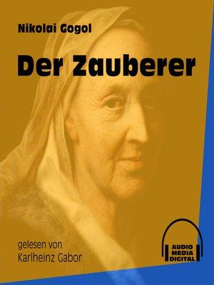 cover image of Der Zauberer