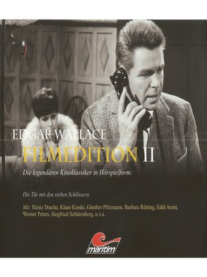cover image of Edgar Wallace--Filmedition, Folge 6