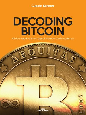 cover image of Decoding Bitcoin