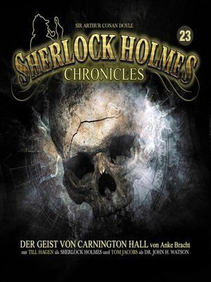cover image of Sherlock Holmes Chronicles, Folge 23