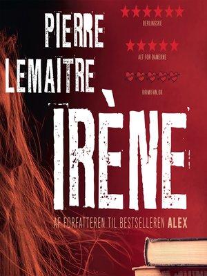 cover image of Camille Verhoeven trilogien, bind 1