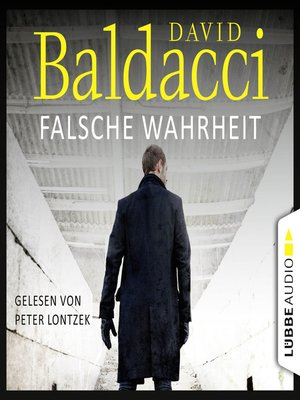 cover image of Falsche Wahrheit--Will Robies vierter Fall--Will Robie 4