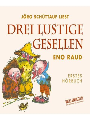 cover image of Drei lustige Gesellen, Band 1