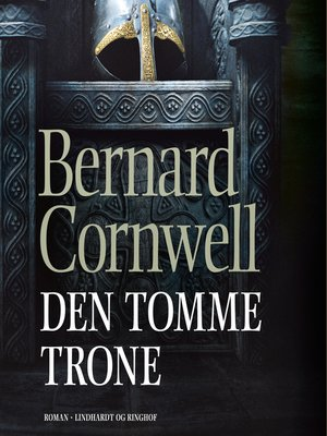 cover image of Den tomme trone
