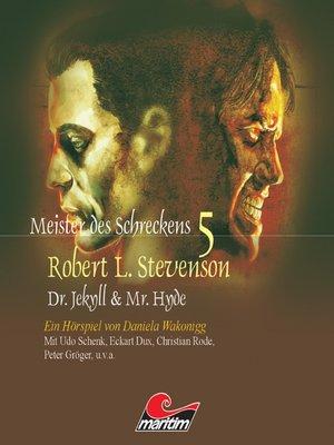 cover image of Meister des Schreckens, Folge 5