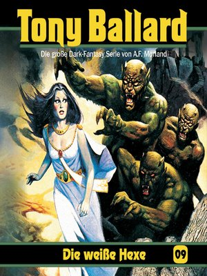 cover image of Tony Ballard, Folge 9