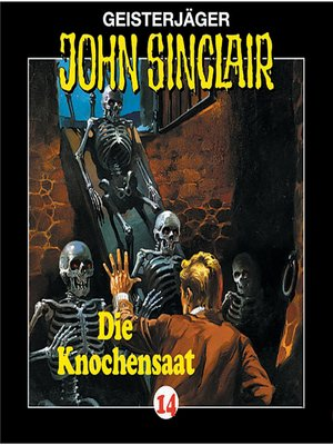 cover image of John Sinclair, Folge 14