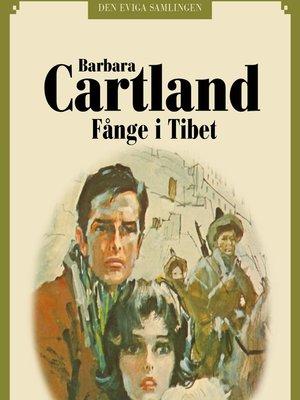 cover image of Fånge i Tibet--Den eviga samlingen 79