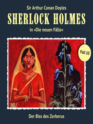 cover image of Sherlock Holmes, Die neuen Fälle, Fall 10