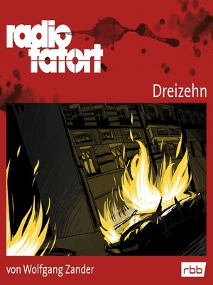 cover image of Radio Tatort rbb--Dreizehn