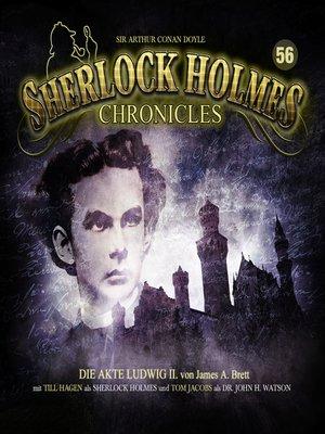 cover image of Sherlock Holmes Chronicles, Folge 56