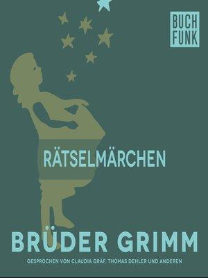 cover image of Rätselmärchen